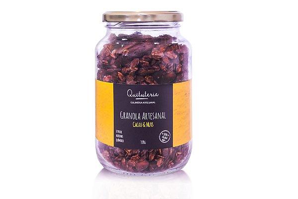 Granola Cacau & Nuts