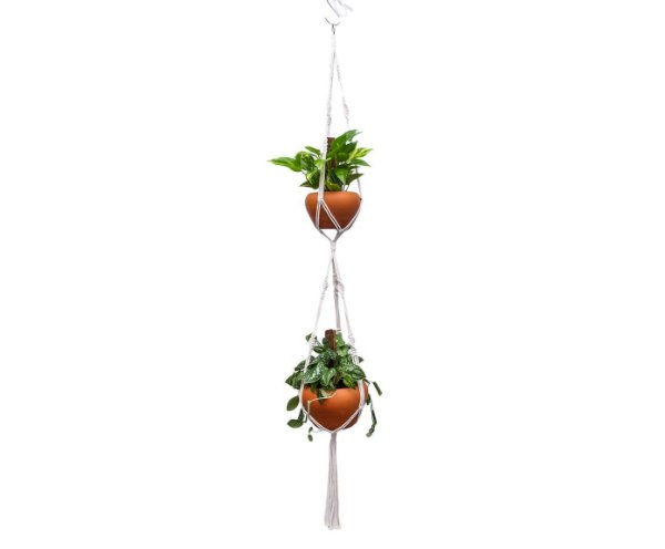 Hanger Duplo Algodão | 170cm