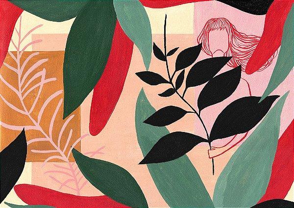 Jardins | Força | Print