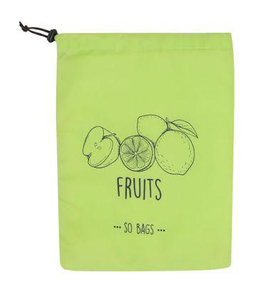 Sacos para conservar Frutas