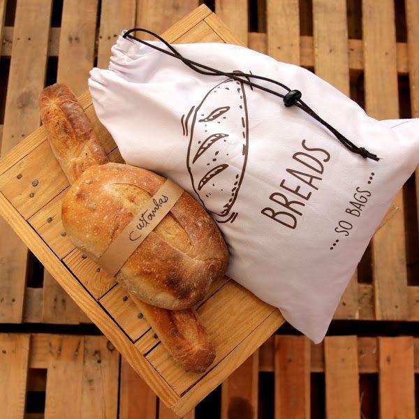 Sacos para conservar Pães