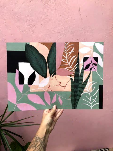 Jardins | Natureza | Print