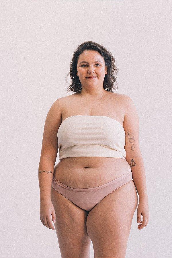 Calcinha Menstrual Dandara - Nude 1