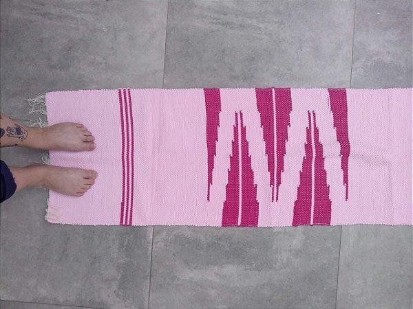 Passadeira de bico rosa