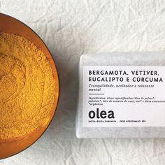 Barra Facial Bergamota, vetiver, eucalipto e cúrcuma