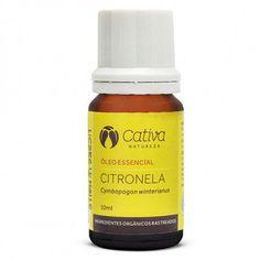 Óleo Essencial - Citronela 10ml