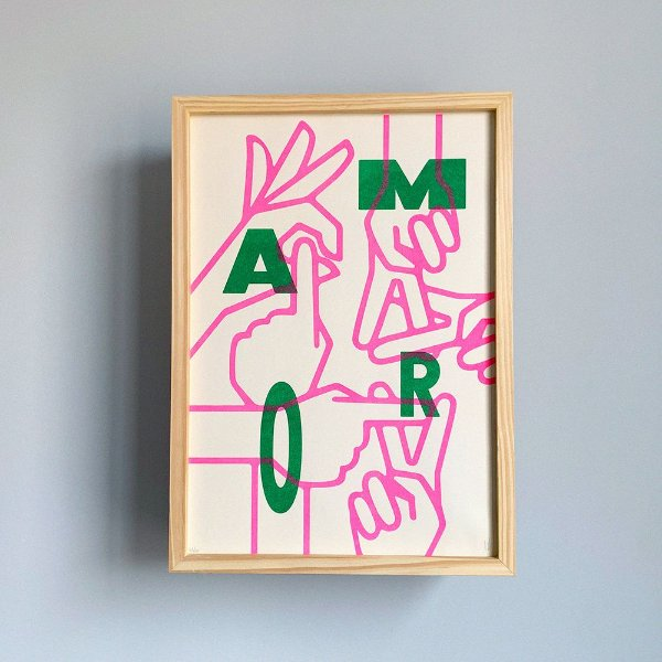Amor | Print