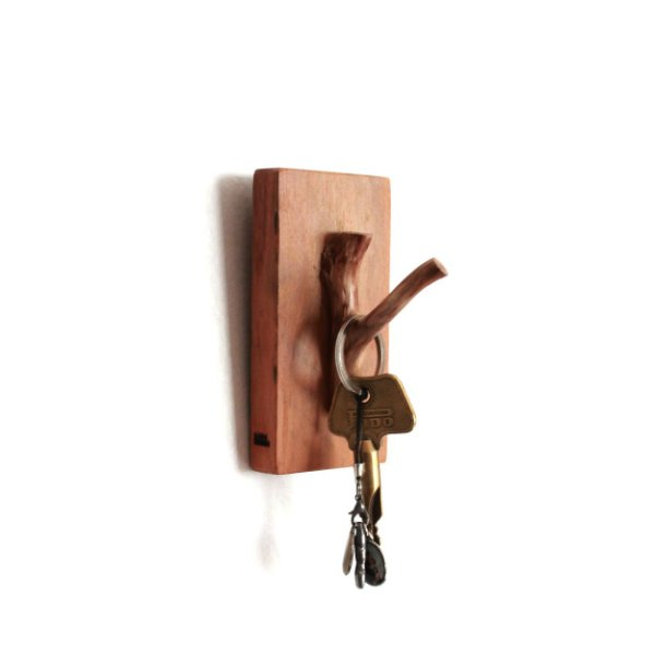 Porta-chave 1 gancho
