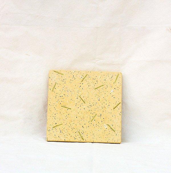 Apoio Quadrado  - Granilite
