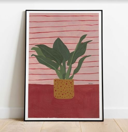 Pacová | Print
