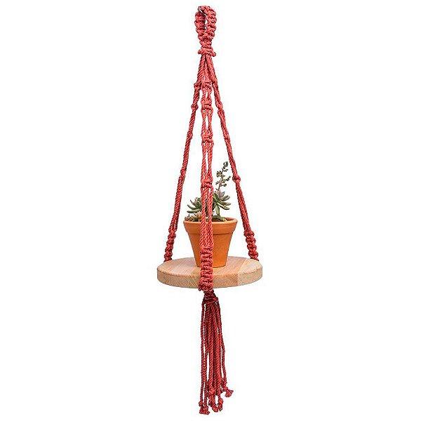 Hanger Shelf Plus | Terracota