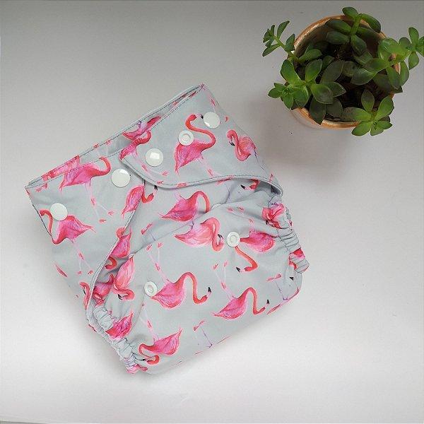 Ecofralda Dois em Um  Flamingos