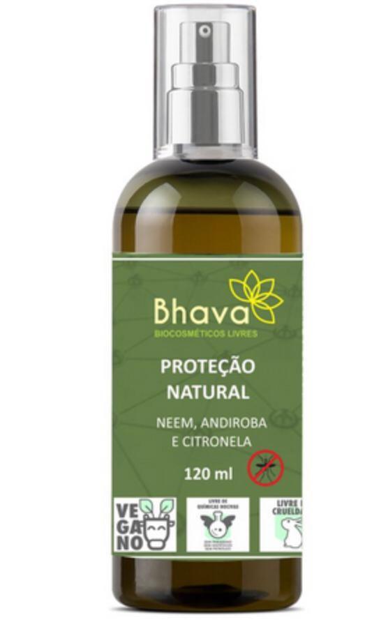 Proteção Natural - Repelente 120ml