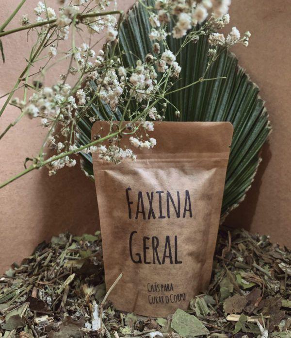 Chá Faxina Geral