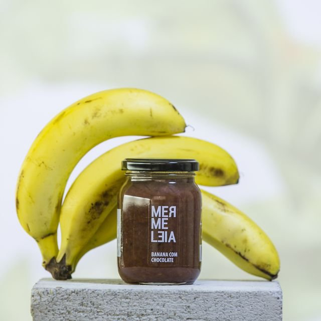 Geleia Banana com Canela 250g