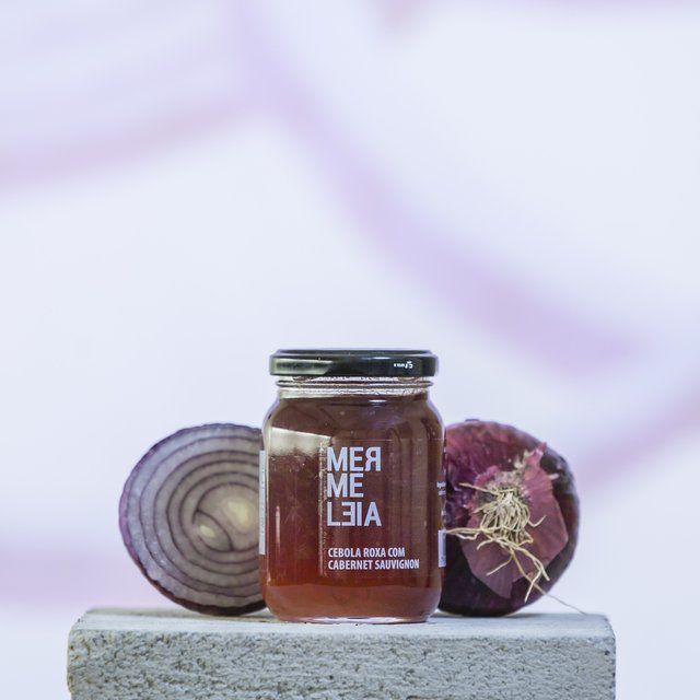 Geleia Cebola Roxa Com Cabernet Sauvignon 250g