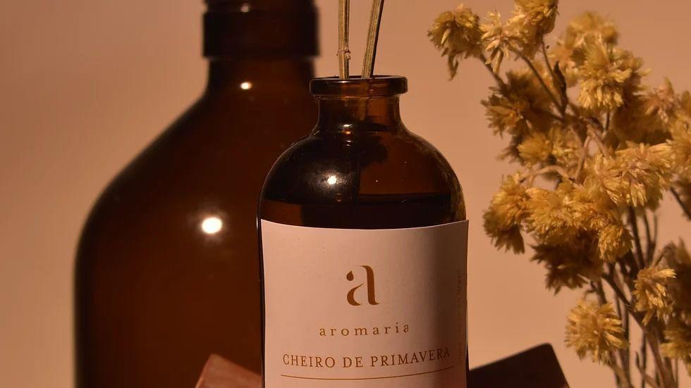 Difusor de Aromaterapia Cheiro de Primavera 50ml