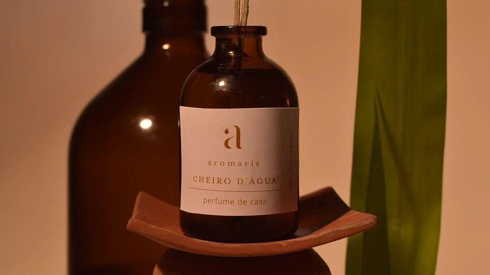 Difusor de Aromaterapia Cheiro D'água 50ml