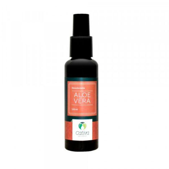 Desodorante Spray Aloe Vera 120ml