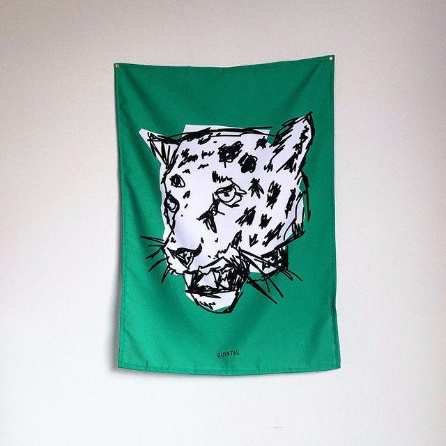 Bandeira Verde Onça