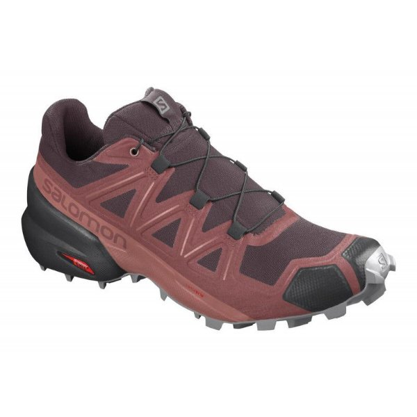 TENIS SALOMON SPEEDCROSS 5 F VM/MR