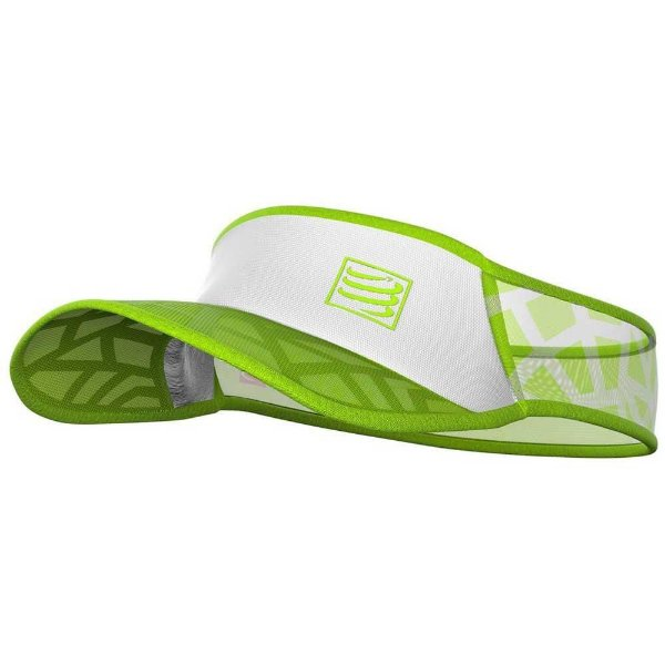 VISEIRA COMPRESSPORT ULTRALIGHT SPIDERWEB VERDE