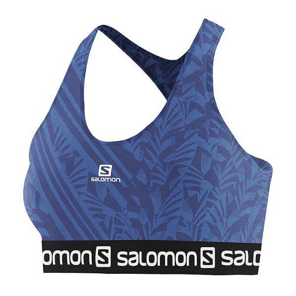 TOP SALOMON IMPACT GRAPHIC BRA F AZ ARTDECO