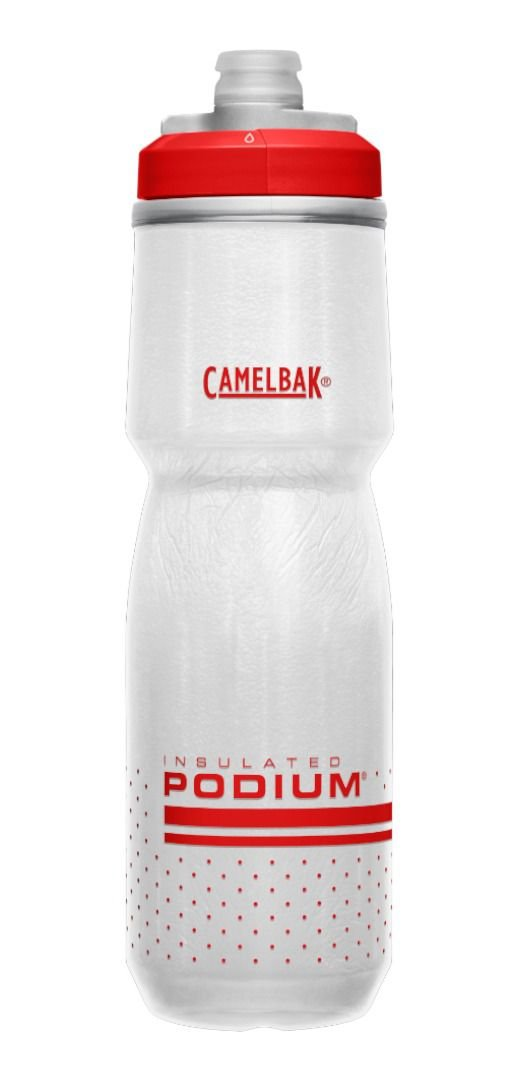 GARRAFA CAMELBAK PODIUM CHILL BR/VM 710ML