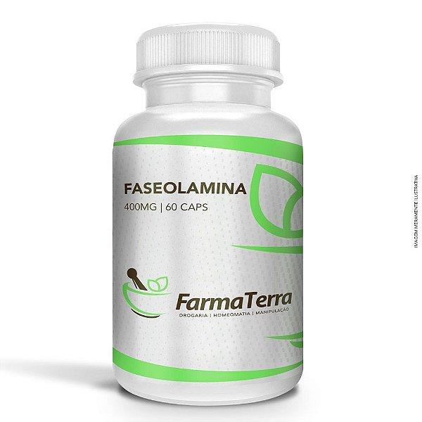Faseolamina 400mg - 60 Caps