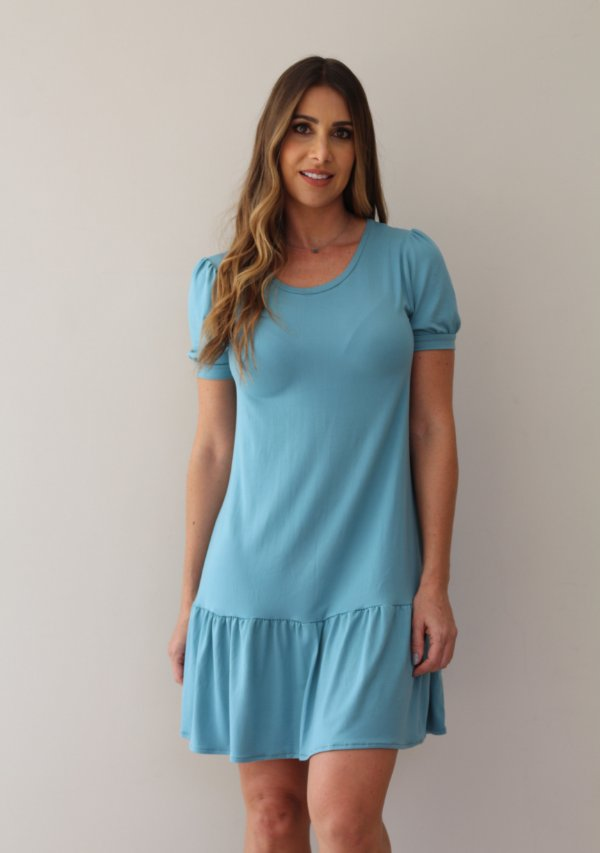 Vestido Soraya Azul