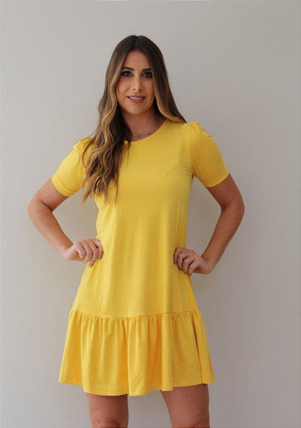 Vestido Soraya Amarelo