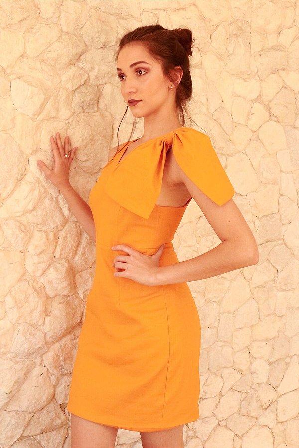 Vestido Cenoura