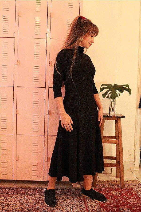 Vestido Mia Preto