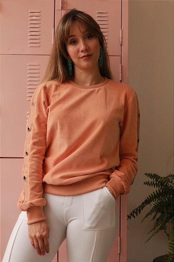 Blusão Rosê Cinty