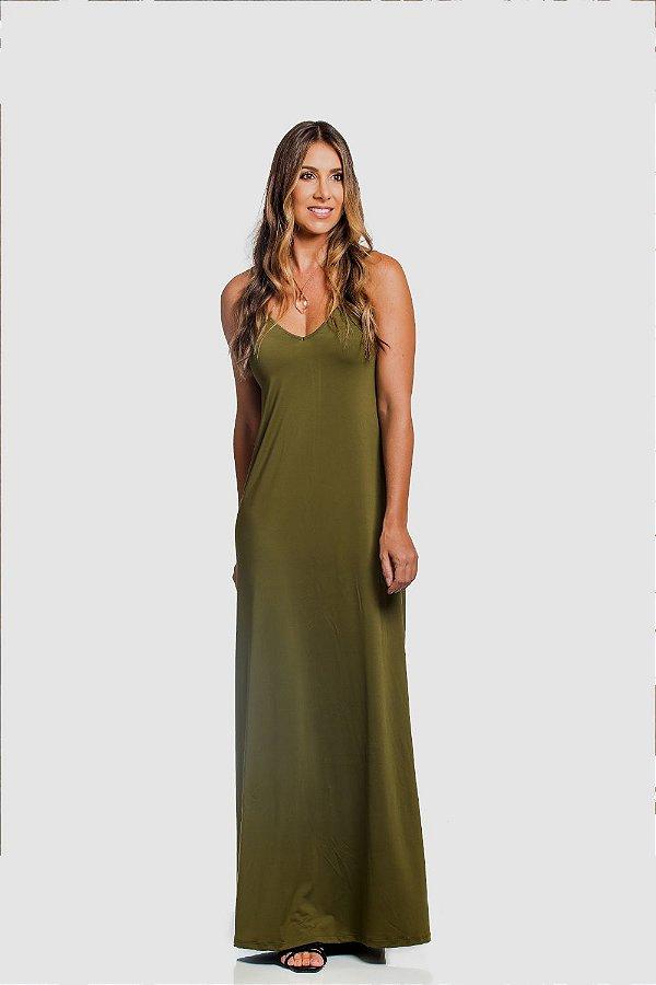 Vestido Combinação Olivia