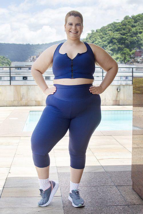 Calça Corsário Empina Bumbum