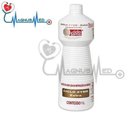 Detergente Enzimático Ciclo Zyme Extra 1 litro - Ciclo Farma