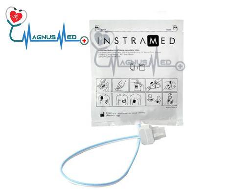 Eletrodo Adesivo ( Pa ) Adulto para Dea Isis, Cardiomax - Instramed