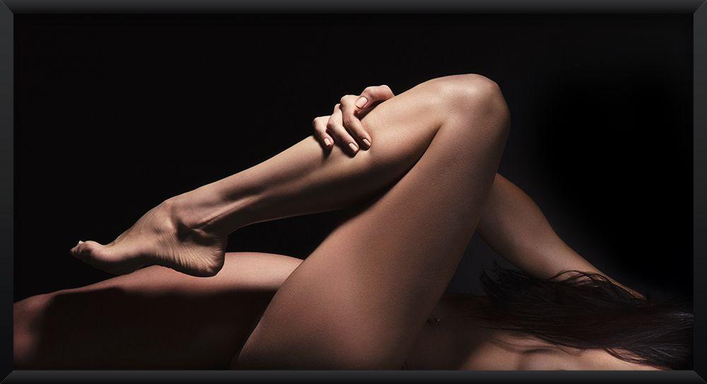 Quadro Pernas de Beleza
