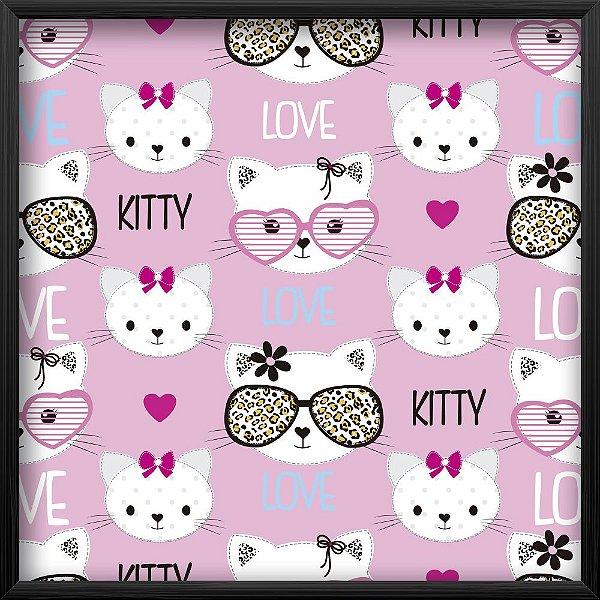 Quadro Kitty Love