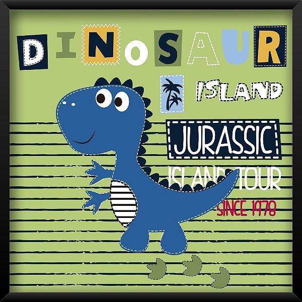Quadro Dinosaur Jurassic