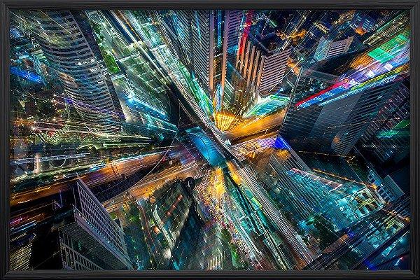 Quadro Cidade da Arte