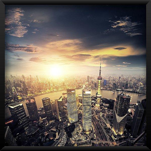 Quadro Cidade Panorâmica