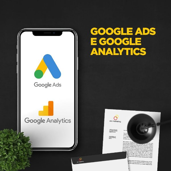 GOOGLE ADS E GOOGLE ANALYTICS