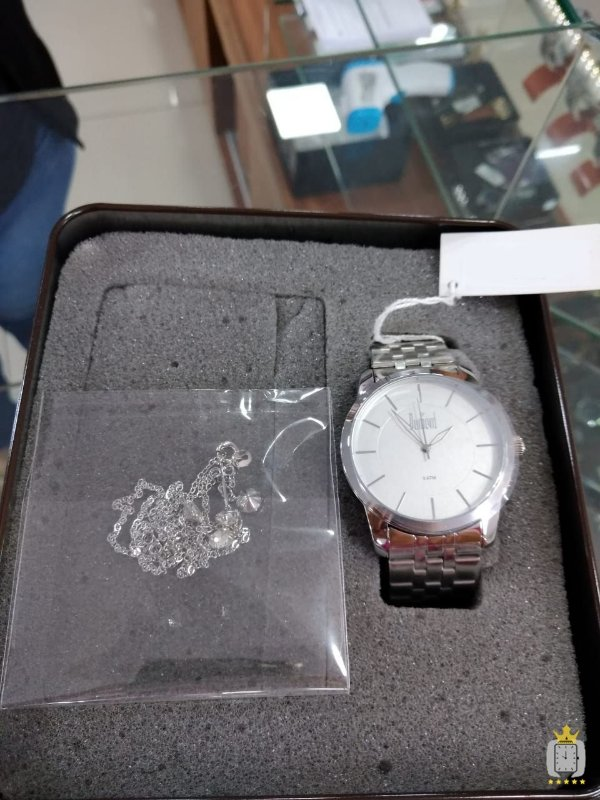 Relógio Feminino Dumont - Kit - DU2035MNS-K3K