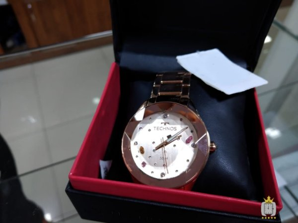 Relógio Technos feminino - 2039CA-B4T
