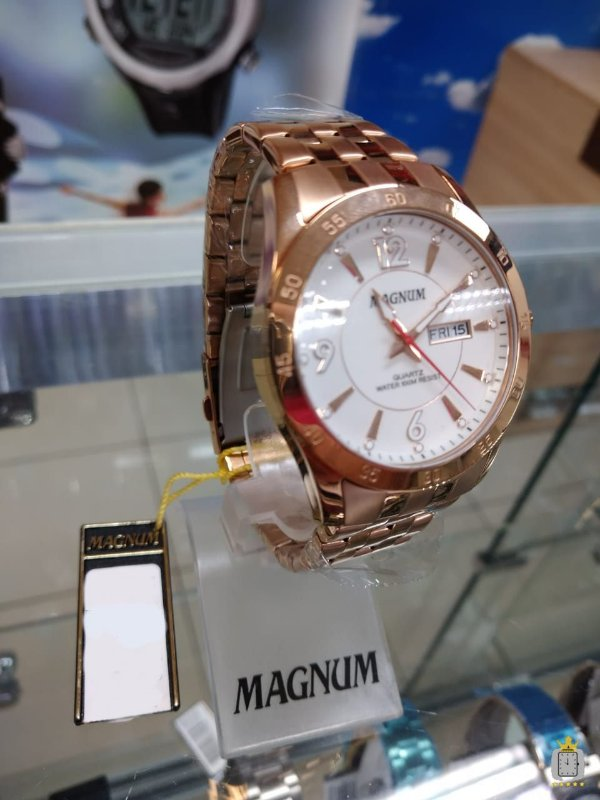 Relógio Magnum Masculino - MA331932