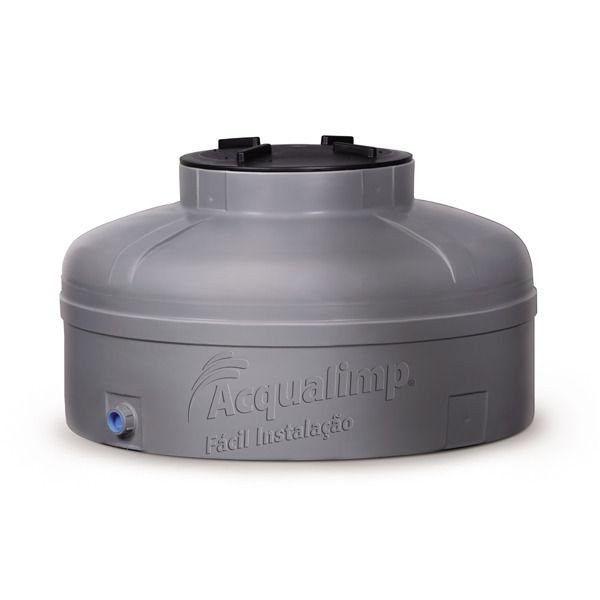 Caixa d'Água Polietileno Fácil Instalação 1000L Acqualimp