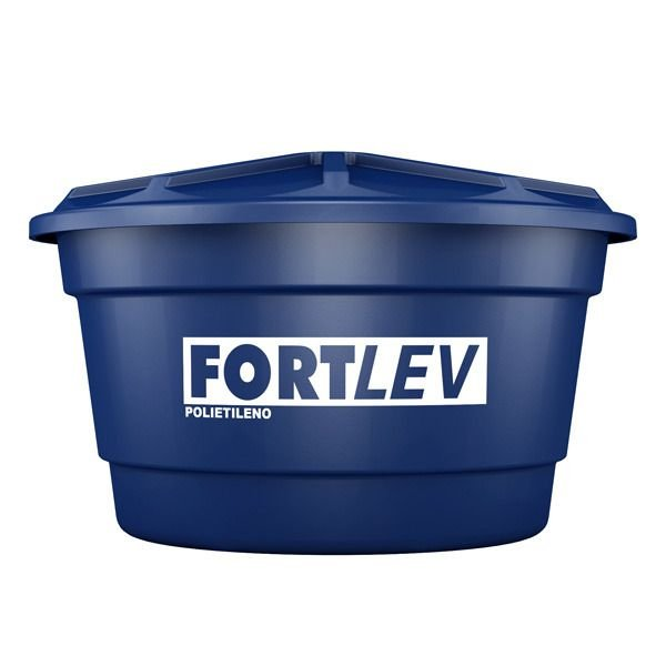 Caixa d'Água Polietileno 250L Fortlev