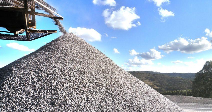 Pedra Brita 1/2 m³